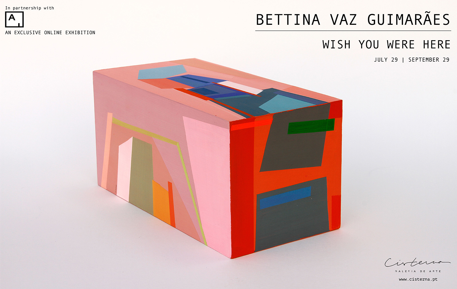 Bettina Vaz Guimarães | WISH YOU WERE HERE